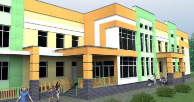 Дитячий садок будівельна компанія МЖК Експрес-24 фото
