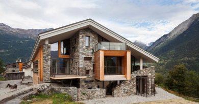 Будинок у стилі шале